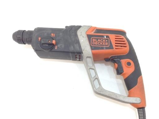Martillo Electrico Black And Decker