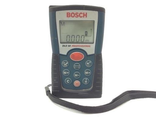 Medidor Laser Bosch Azul Dle 50