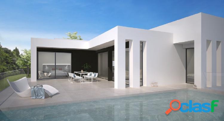 Modernas villas independientes de 3 dormitorios con Vistas
