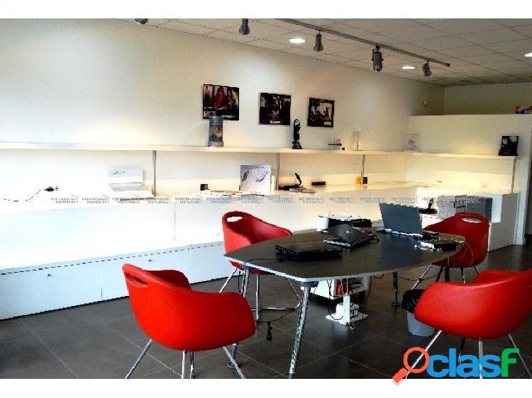 Oficina en pleno centro de negocios de la Gran Vía de