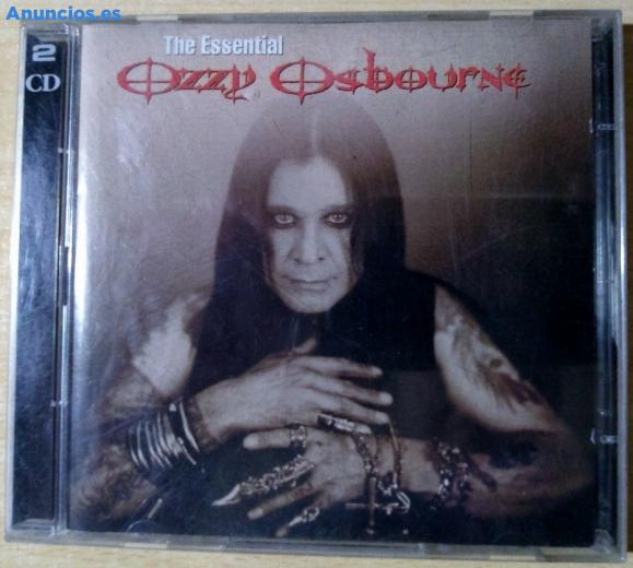 Ozzy Osbourne The Essential CD