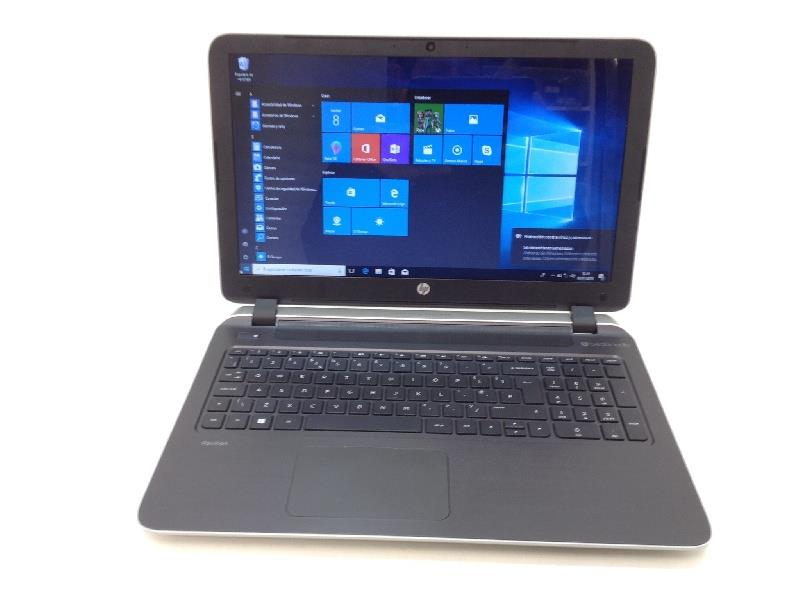 Pc Portatil Hp Pavilion 15 Notebook