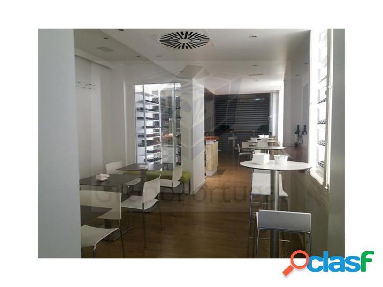 Traspaso Bar Restaurante 130m² con terraza en Quevedo