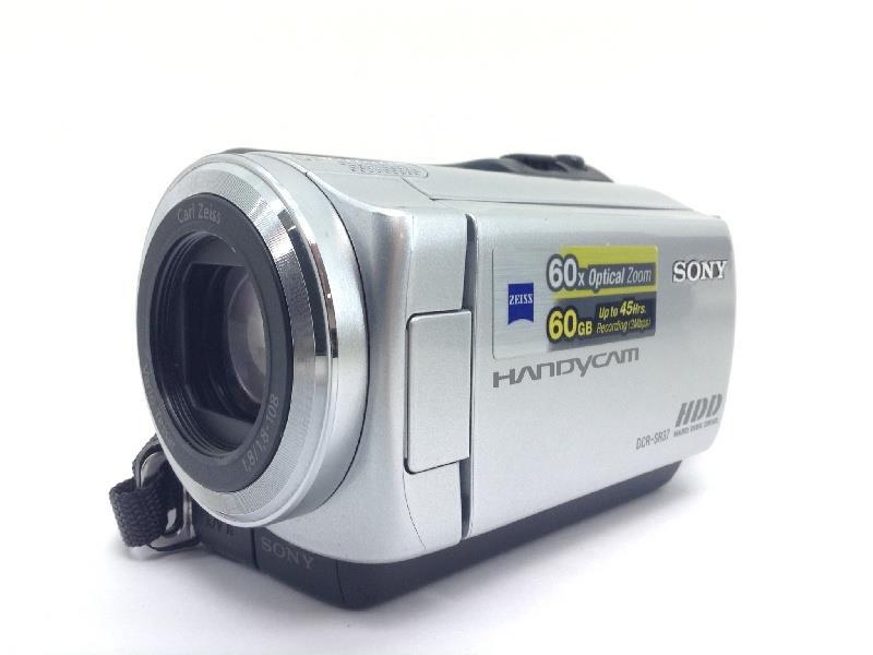 Videocamara Digital Sony Dcr Hd