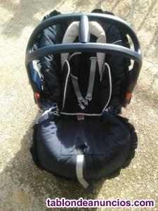 Carrito de bebe, silla coche y hamaca