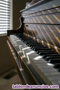Imparto clases de piano y solfeo