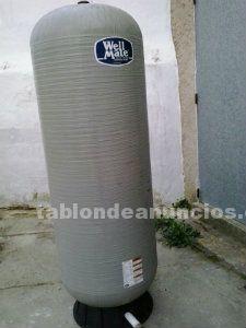 Tanke well mate presurizado 483l nuevo
