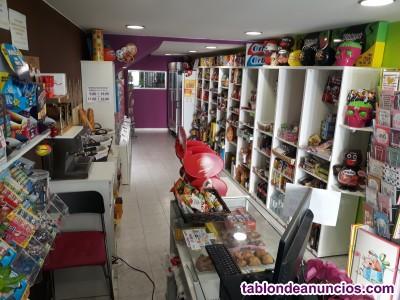 Traspaso tienda de chuches, alimentacion y bebidas.