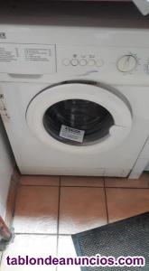 Vendo lavadora en buen estado 85€ particular se puede ver