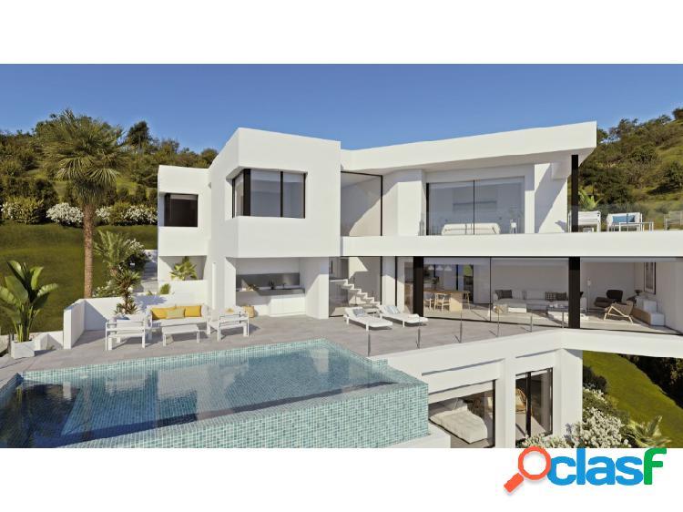 EWE - Maravillosa villa en Cumbre del Sol, Alicante