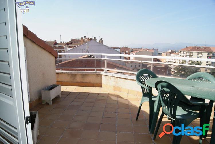 Fantástico Dúplex con balcón y terraza 3hab 2 baños