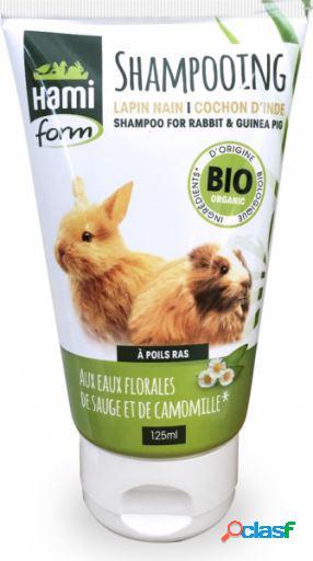 Hami Form Gel limpiador Bio sin aclarado para conejos y
