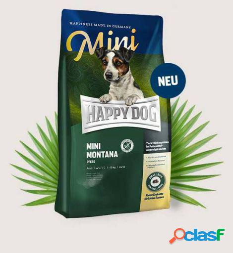 Happy Dog Pienso para Perros Mini Montana 1 Kg
