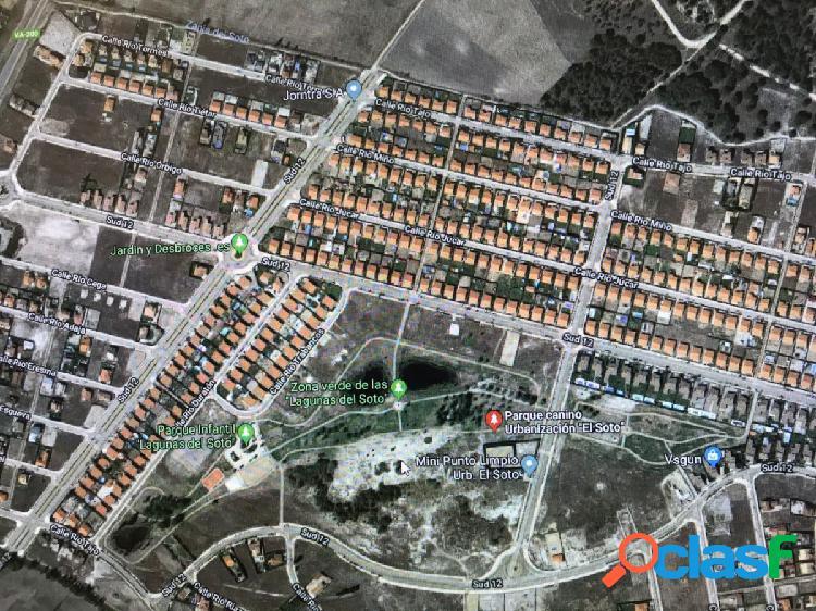Parcelas en venta en Urbanización El Soto