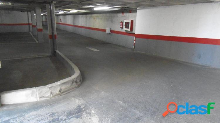 Plaza de garaje a tan sólo 50 metros de la playa de Levante