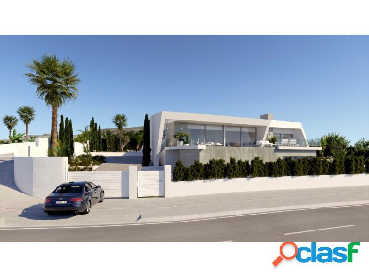 Preciosa Villa en Cumbre del Sol, Alicante