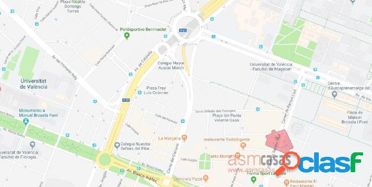SE VENDE PLAZA DE GARAJE EN ZONA LA CARRASCA