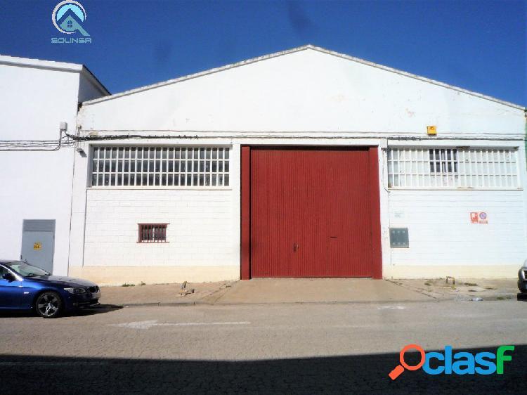 Se Vende Nave industrial en Polígono Santa Fe (Cuarte de