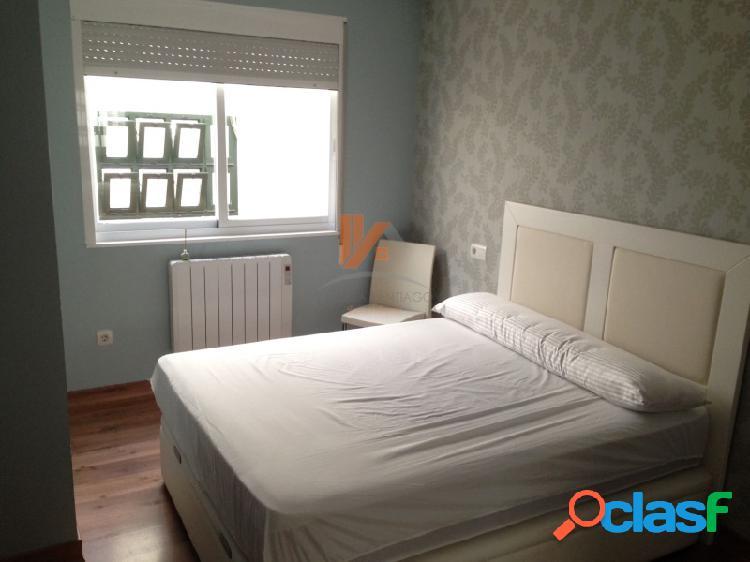 Se alquila apartamento de 2 habitaciones con terraza