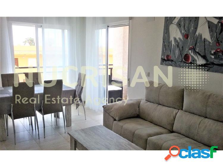 Se alquila piso en El Campello Alicante Costa Blanca