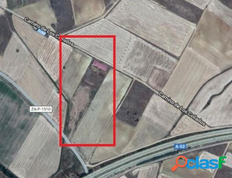 Urbis te ofrece terreno rústico en Quintanilla de Urz