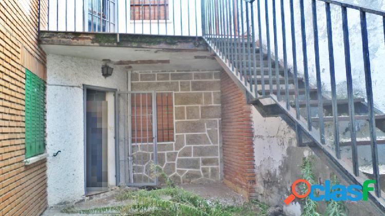 Casa en el centro de Colmenar Viejo para reforma íntegra.