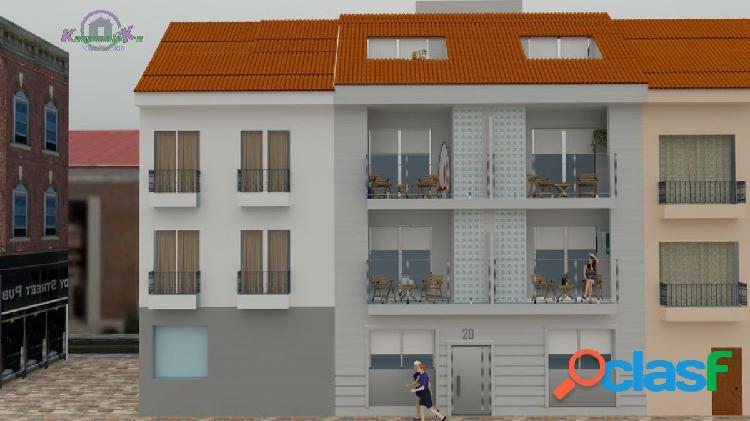 Magnífica promoción de apartamentos a 150 metros de la