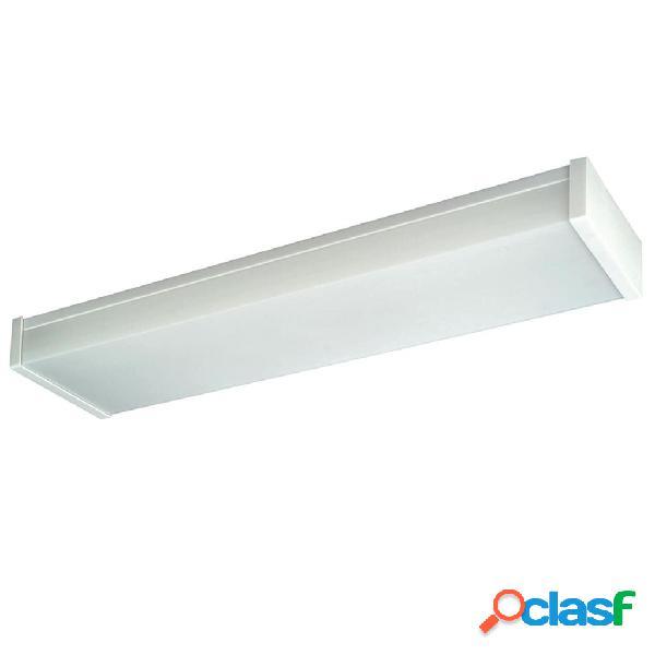 Massive Lámpara de techo LED Victoryline 63 cm blanca