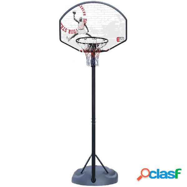 New Port Canasta de baloncesto Champion Squad 167-228 cm