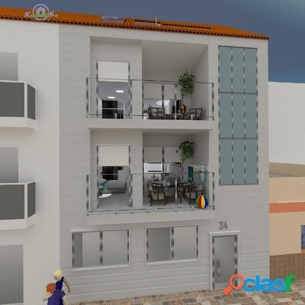 Promoción de apartamentos a 200 metros de la playa de los