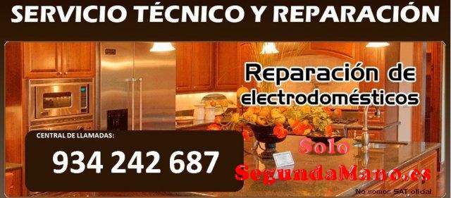 Servicio Tecnico Aeg Barcelona Tlf:
