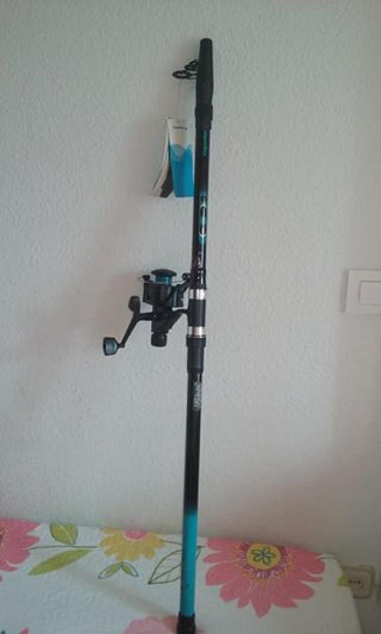 Vendo vara de pesca nueva! Caperlan