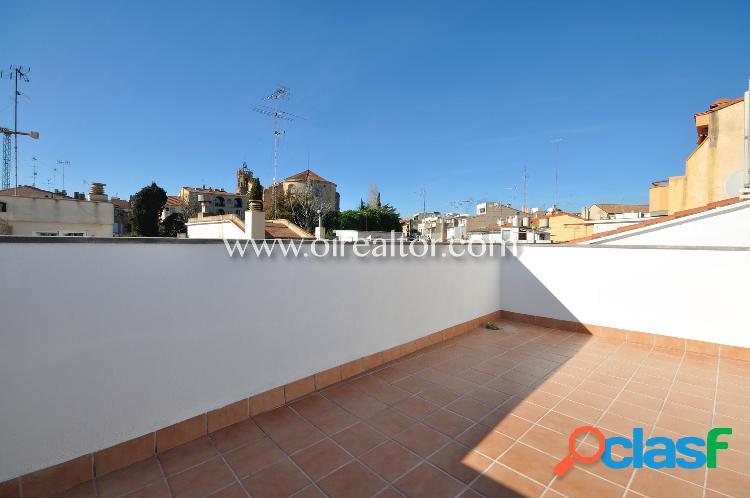 Casa en venta en el centro de Mataró
