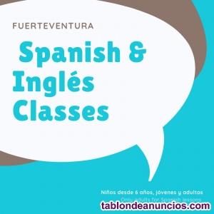 Clases particulares de inglés para niños y adultos!!
