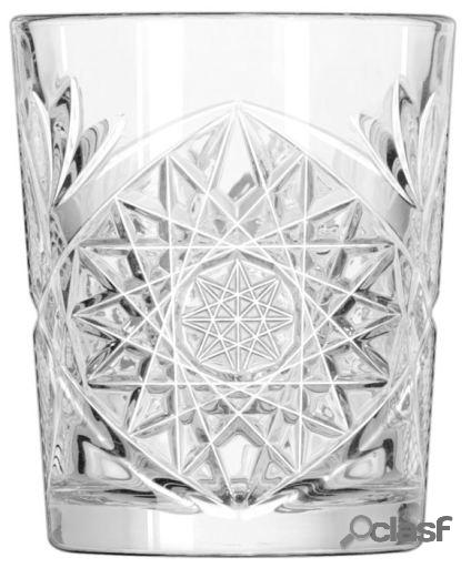 Libbey-Crisa Set 12 Vasos 350 Ml 106 Mm Hobstar-35