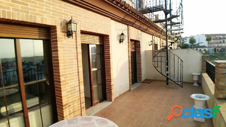 Magnifico atico duplex de 3 dormitorios en Alhaurin el