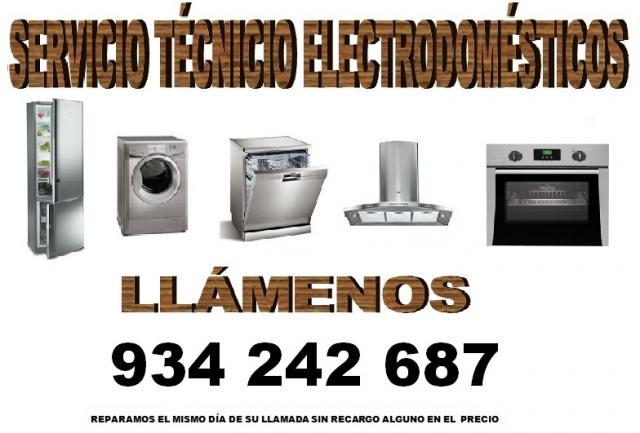 Servicio Técnico Indesit Barcelona Tlf.