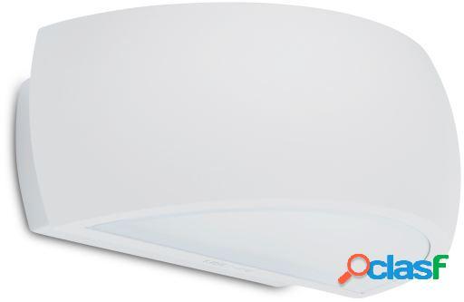 Wellindal Aplique Delfos 1xE27 Máximo 60W Blanco