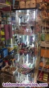 Mobiliario tienda gominolas