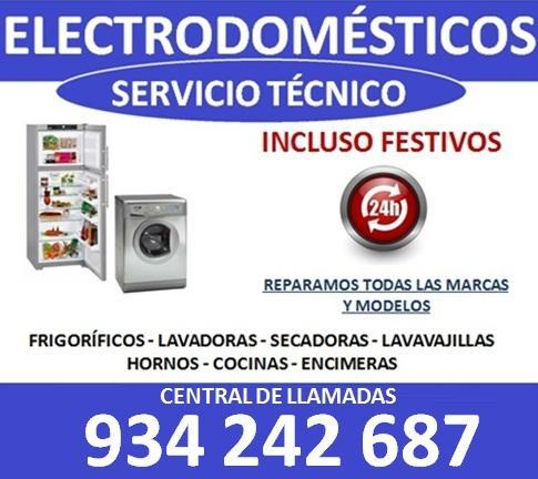 Servicio Técnico Whirlpool Barcelona Tlf.