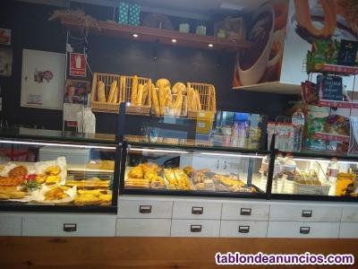 Traspaso cafeteria -bolleria- despacho de pan