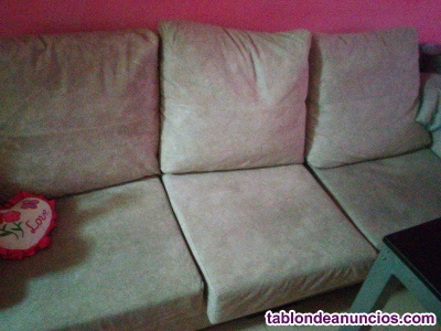 Vendo sofá 3 plazas en buen estado
