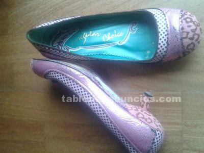 Zapato de piel nº 40
