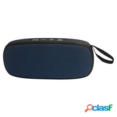 Altavoz bluetooth approx appspbt02bbl azul y negro - 6w rms