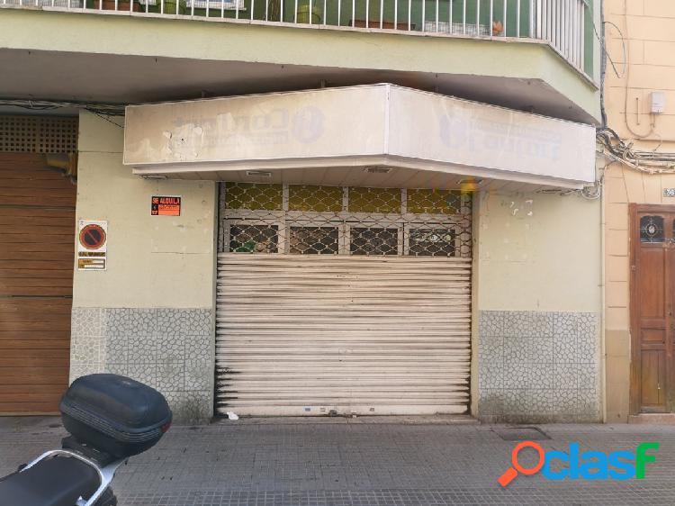 Local comercial de 146 m2 junto Pere Garau