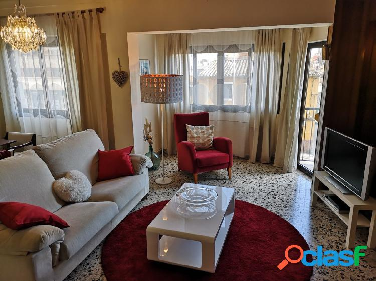 Precioso piso de 126 m2 en calle Aragón