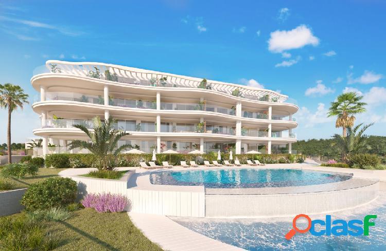 Promoción de apartamentos exclusivos en Carvajal