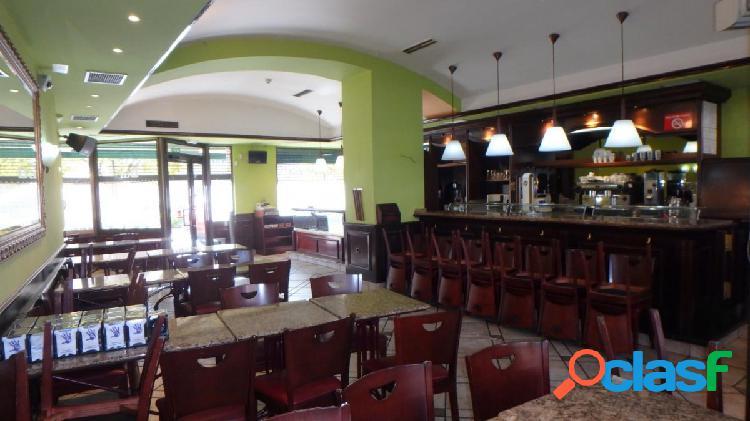 SE ALQUILA BAR CAFETERÍA EN ANSOAIN COMPLETAMENTE EQUIPADA