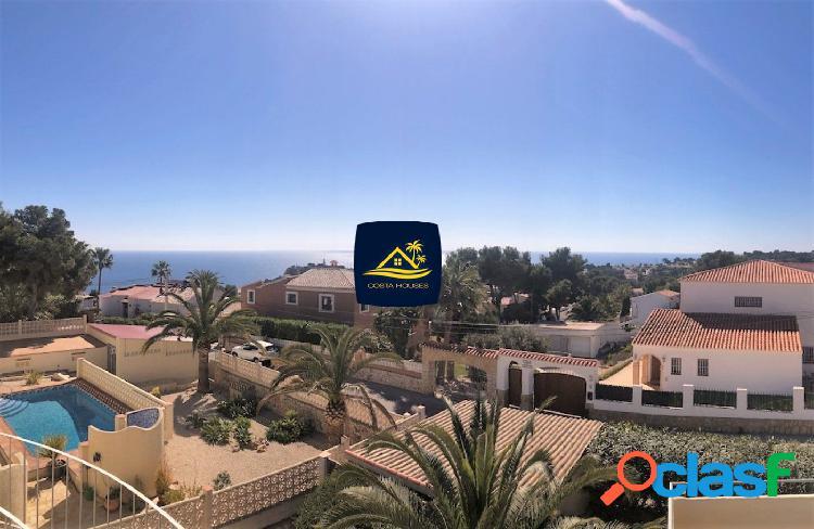 Villas con Vistas al Mar en Javea COSTA BLANCA | Villa