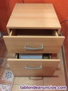 Urge vender muebles de oficina pequeña.